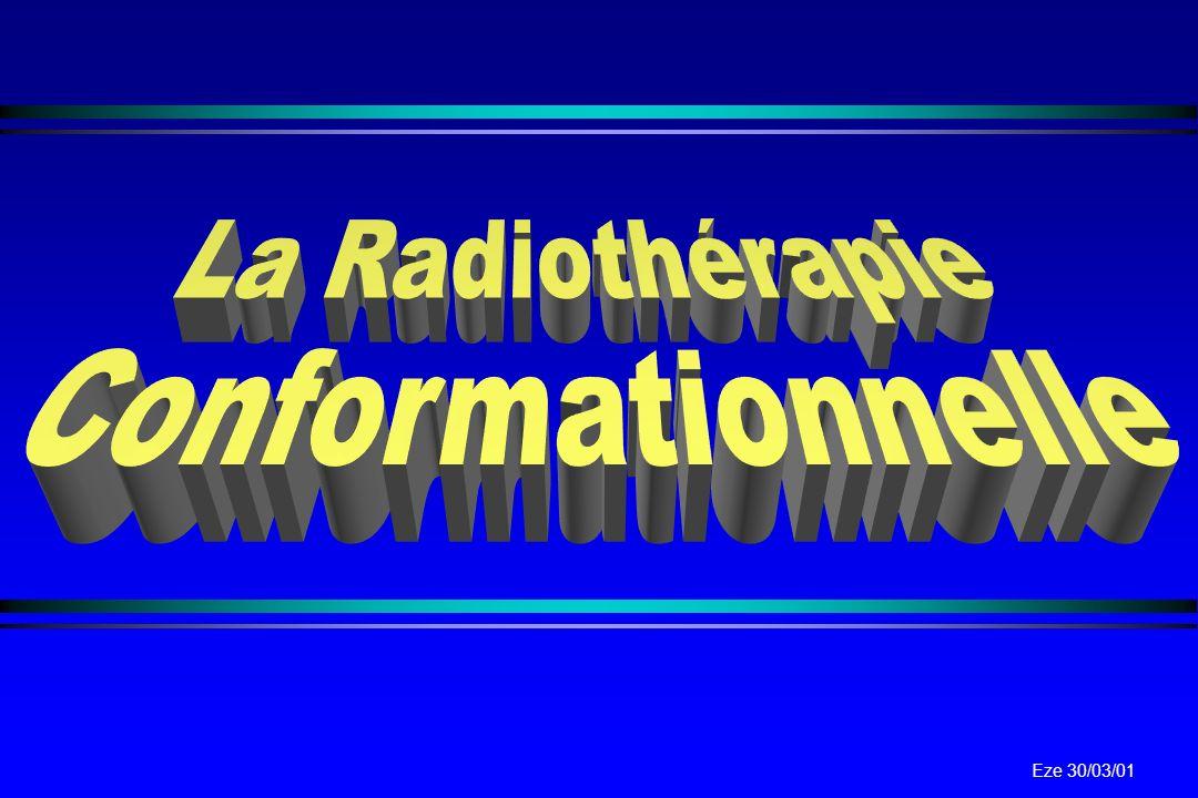 La Radiothérapie Conformationnelle