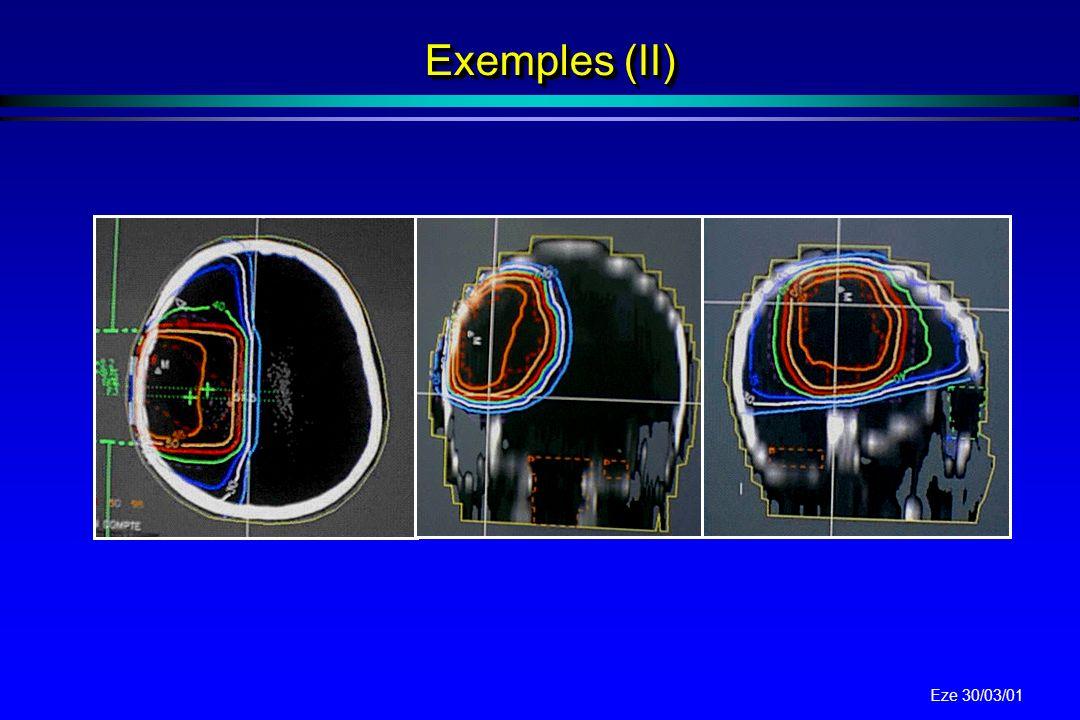Exemples (II)