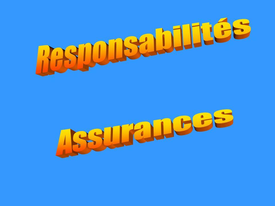 Responsabilités Assurances