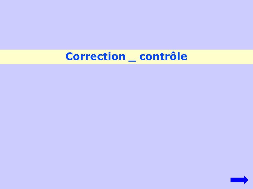 Correction _ contrôle