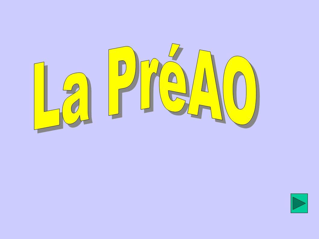 La PréAO