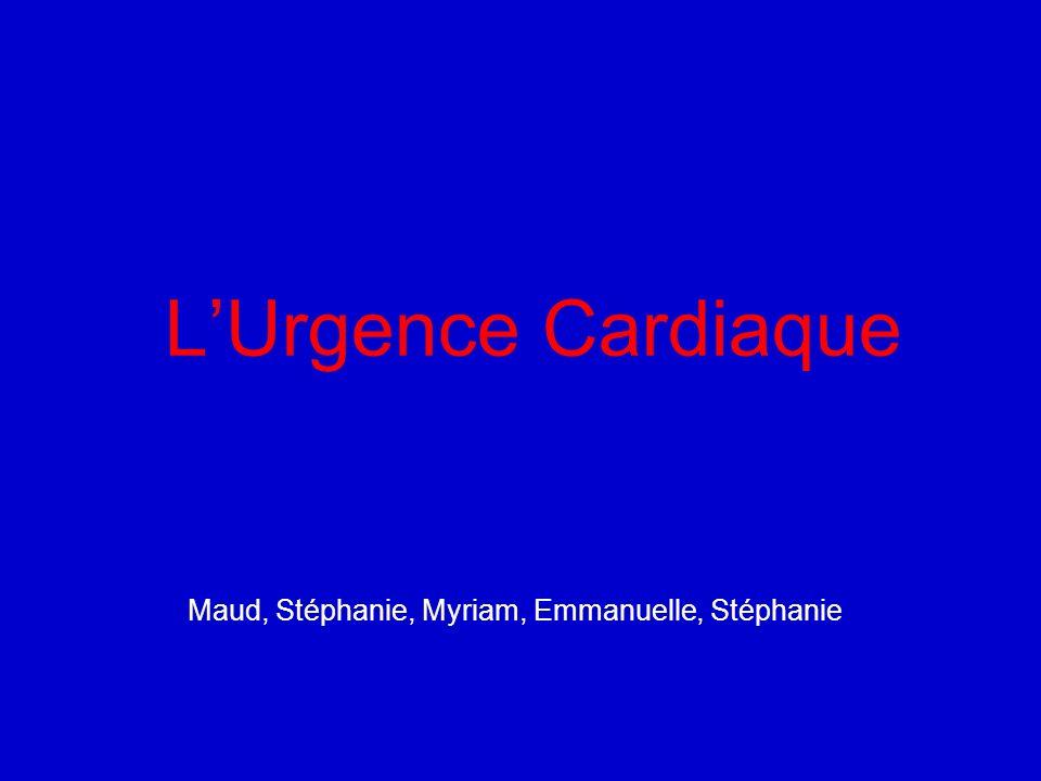 Maud, Stéphanie, Myriam, Emmanuelle, Stéphanie
