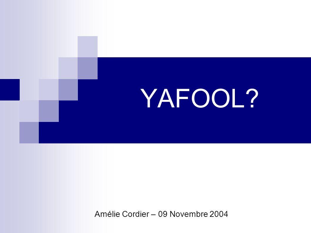 Amélie Cordier – 09 Novembre 2004