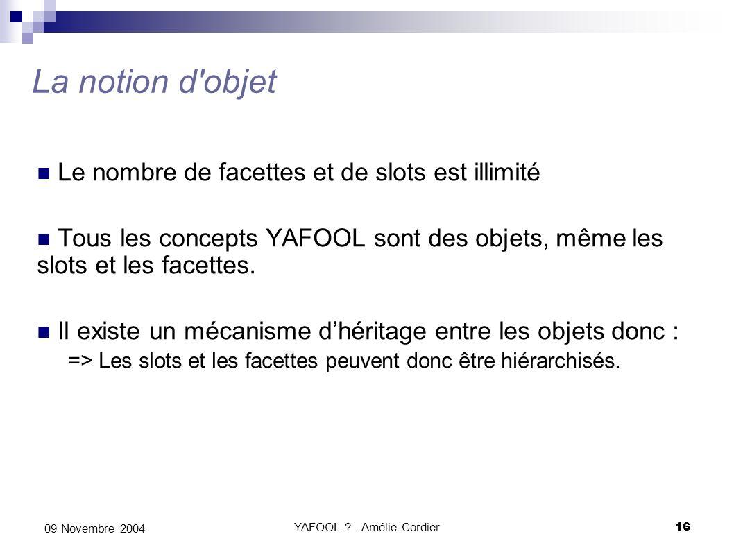 YAFOOL - Amélie Cordier