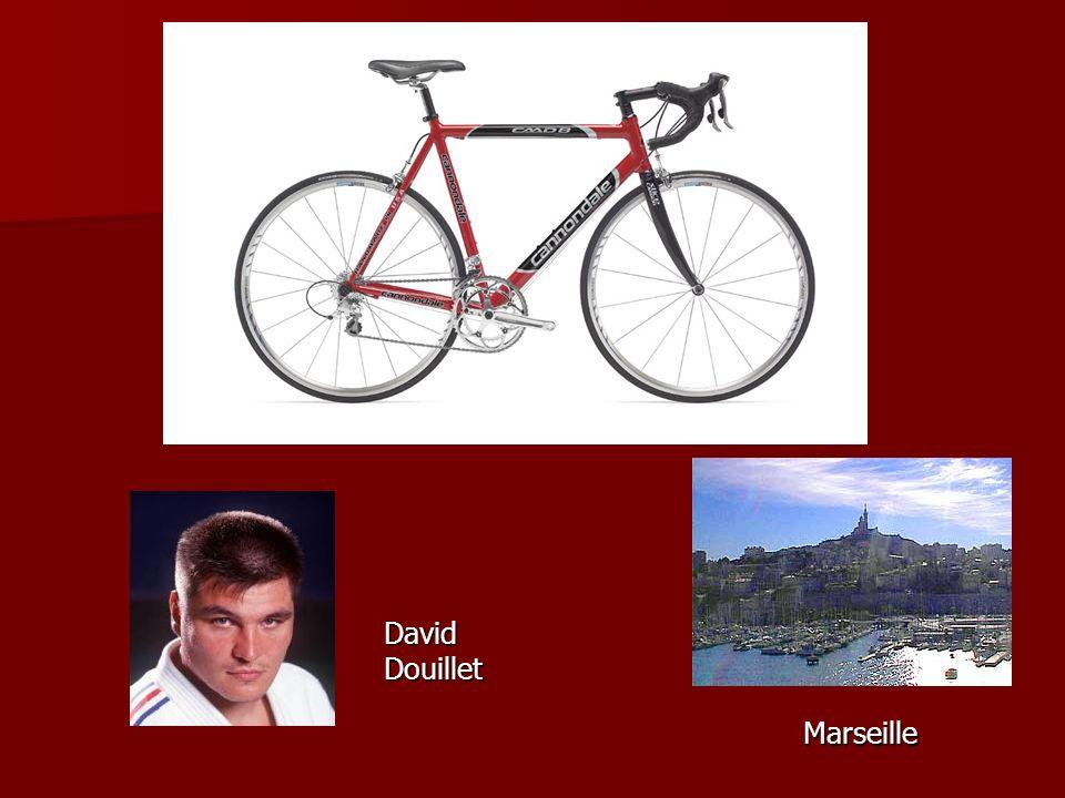 David Douillet Marseille