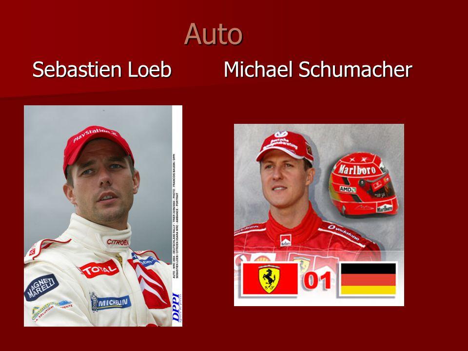 Auto Sebastien Loeb Michael Schumacher