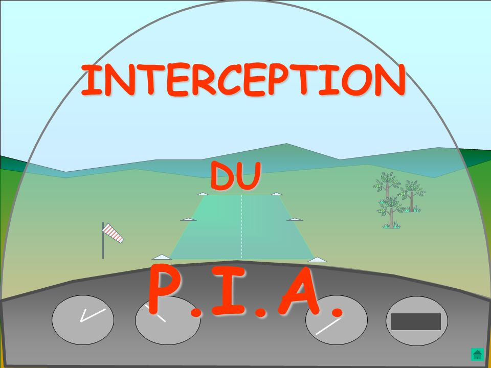 INTERCEPTION DU P.I.A.