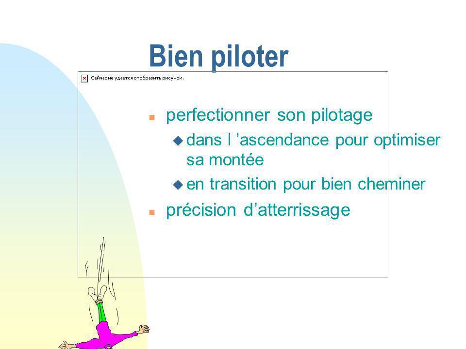 Bien piloter perfectionner son pilotage précision d'atterrissage