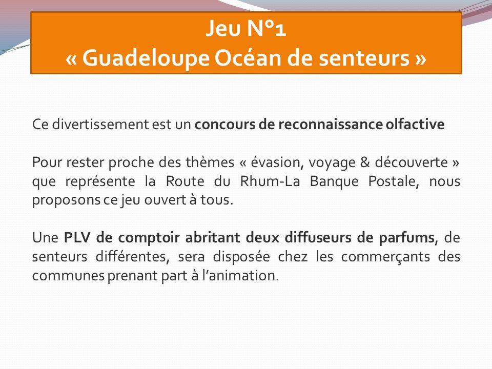 « Guadeloupe Océan de senteurs »