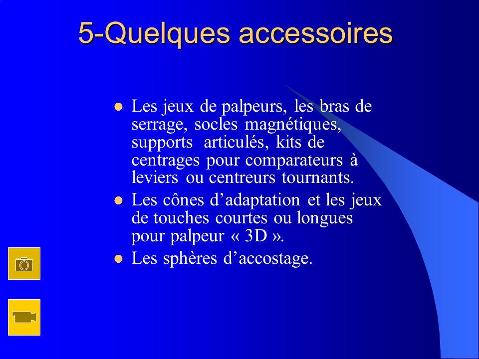5-Quelques accessoires
