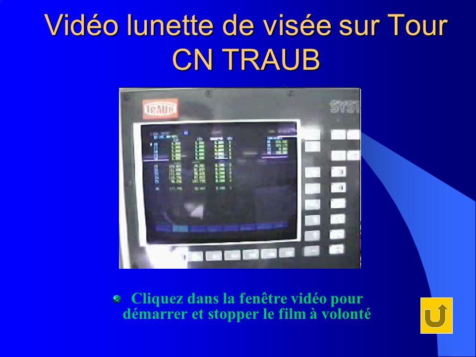 Vidéo lunette de visée sur Tour CN TRAUB