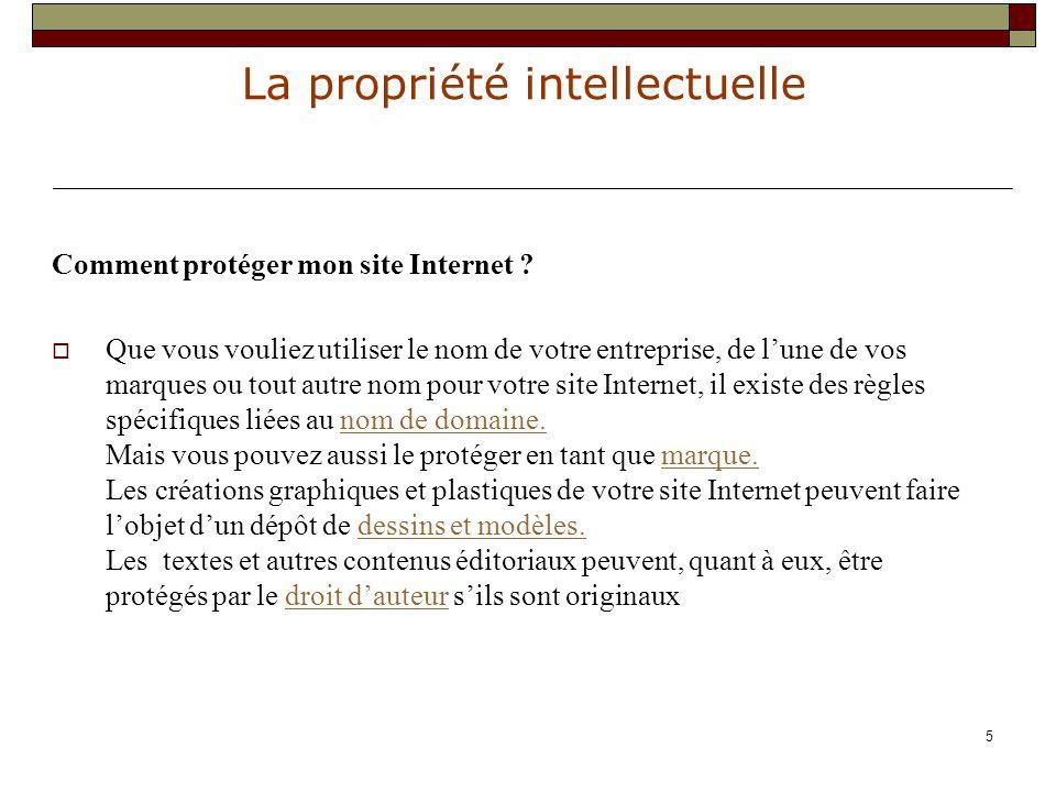 Comment protéger mon site Internet