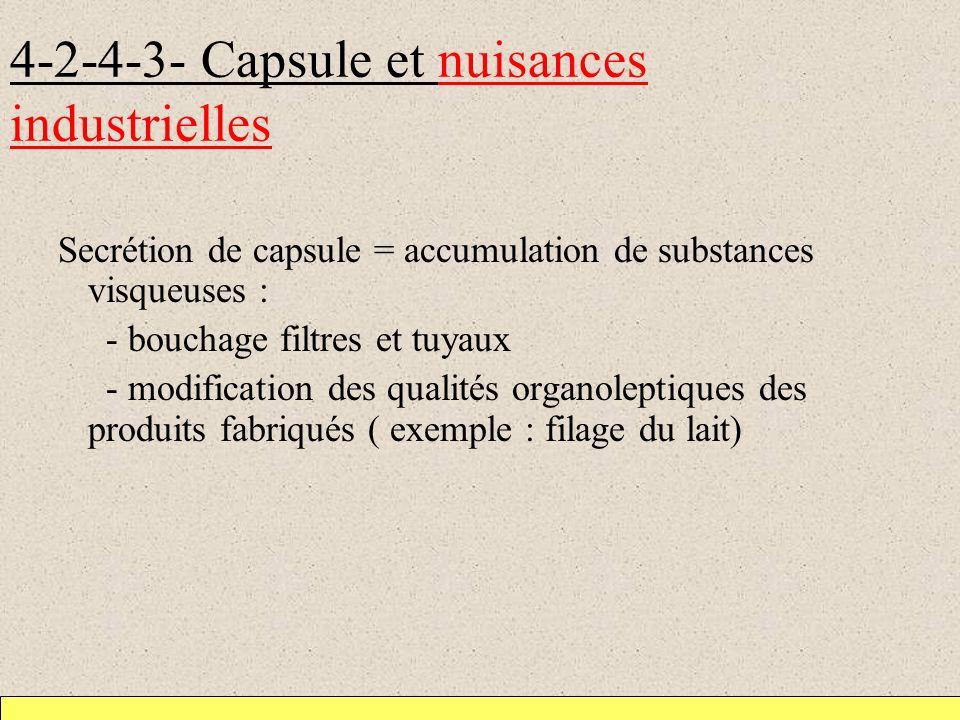 4-2-4-3- Capsule et nuisances industrielles