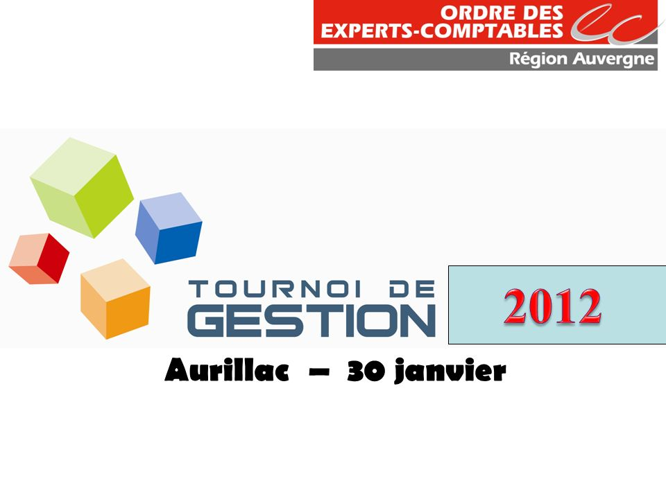2012 Aurillac – 30 janvier