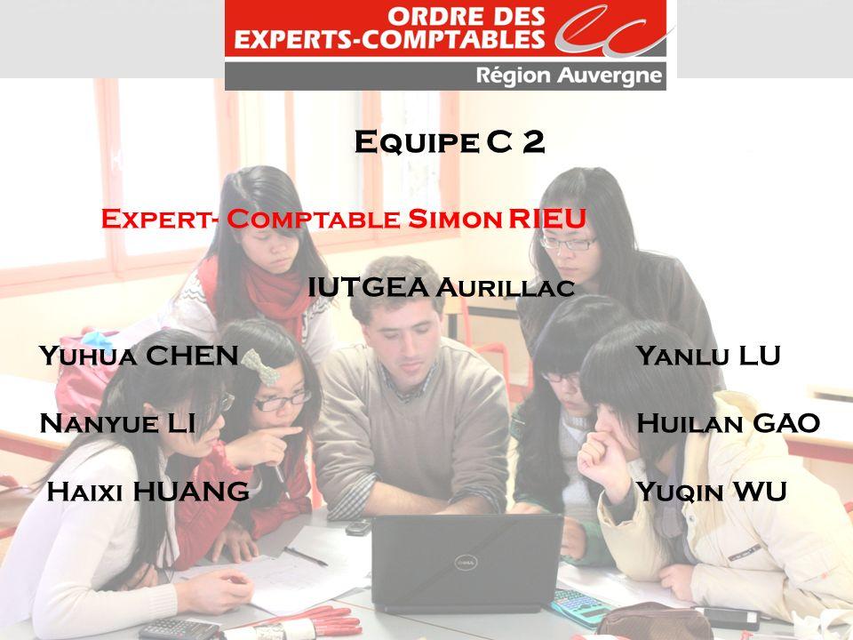 Expert- Comptable Simon RIEU