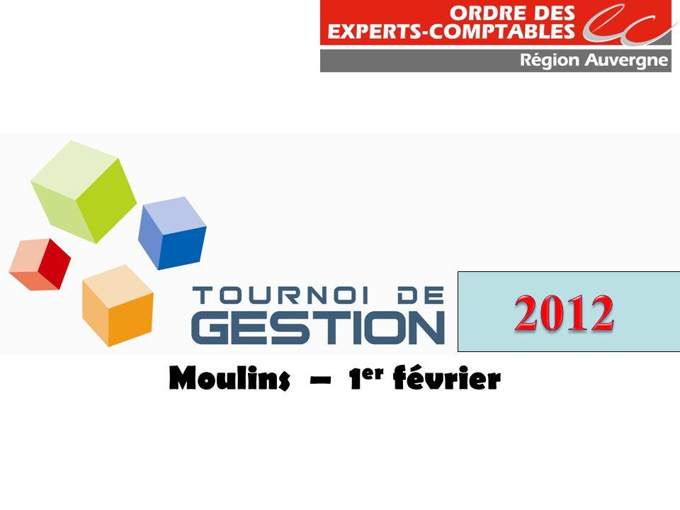 2012 Moulins – 1er février