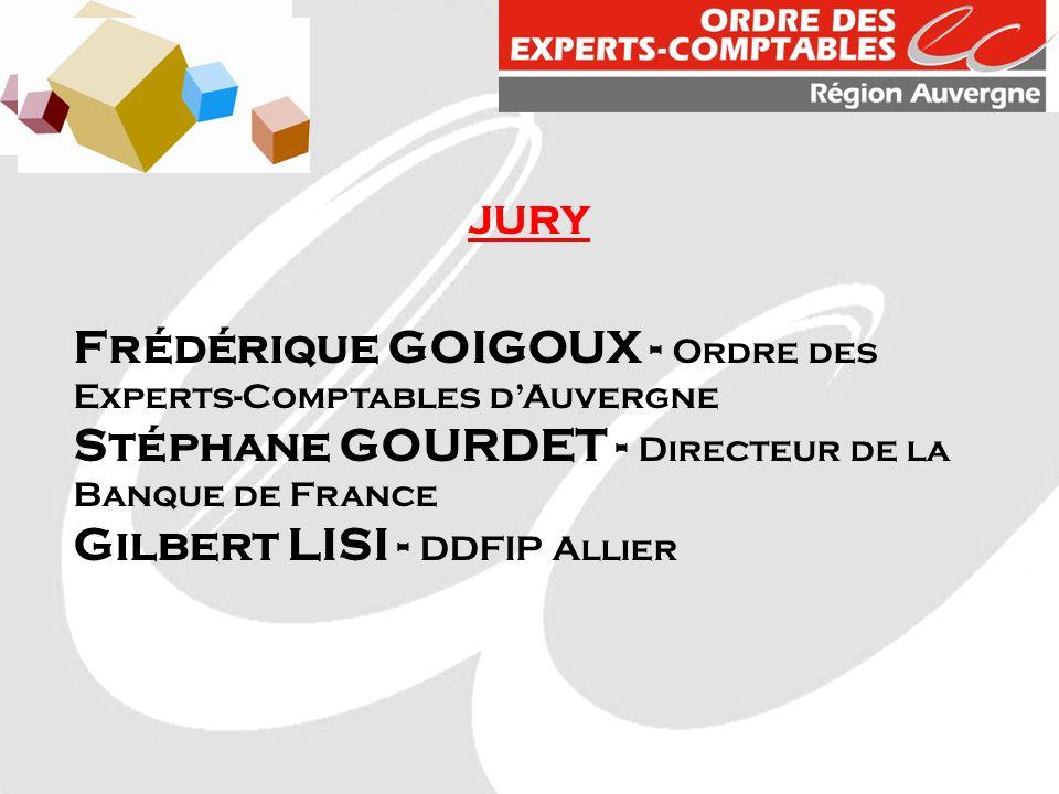 Frédérique GOIGOUX - Ordre des Experts-Comptables d'Auvergne