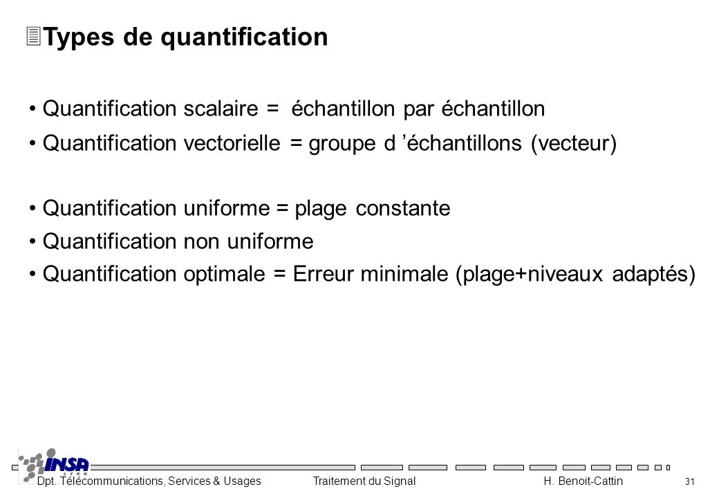 Types de quantification