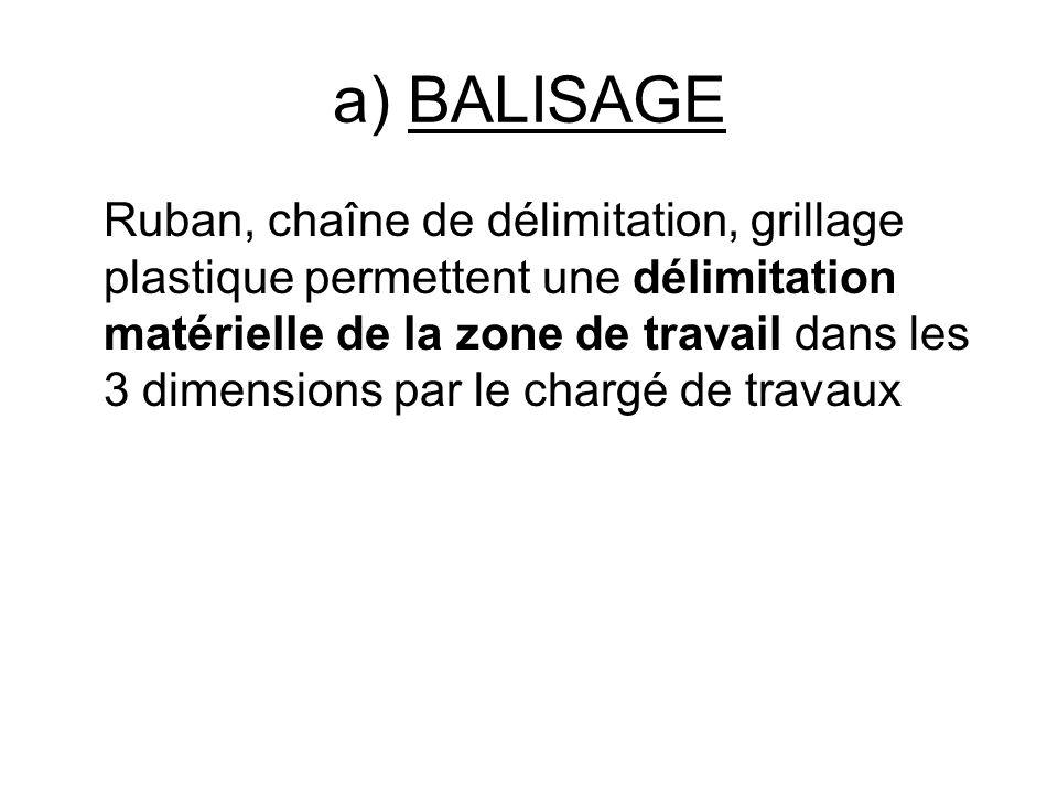 a) BALISAGE