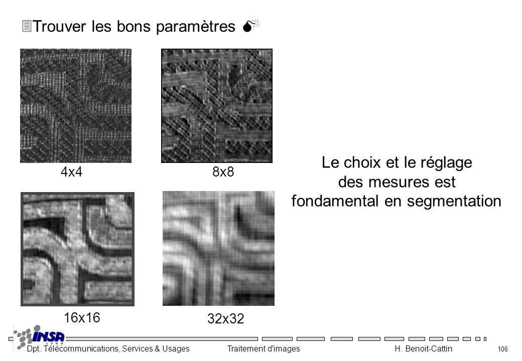 fondamental en segmentation