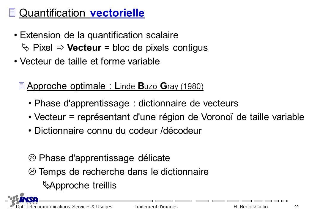 Quantification vectorielle