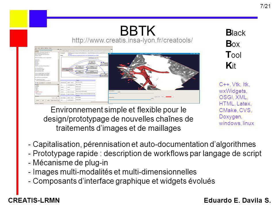 BBTK Black Box Tool Kit Environnement simple et flexible pour le