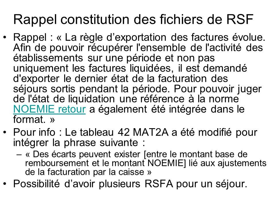 Rappel constitution des fichiers de RSF