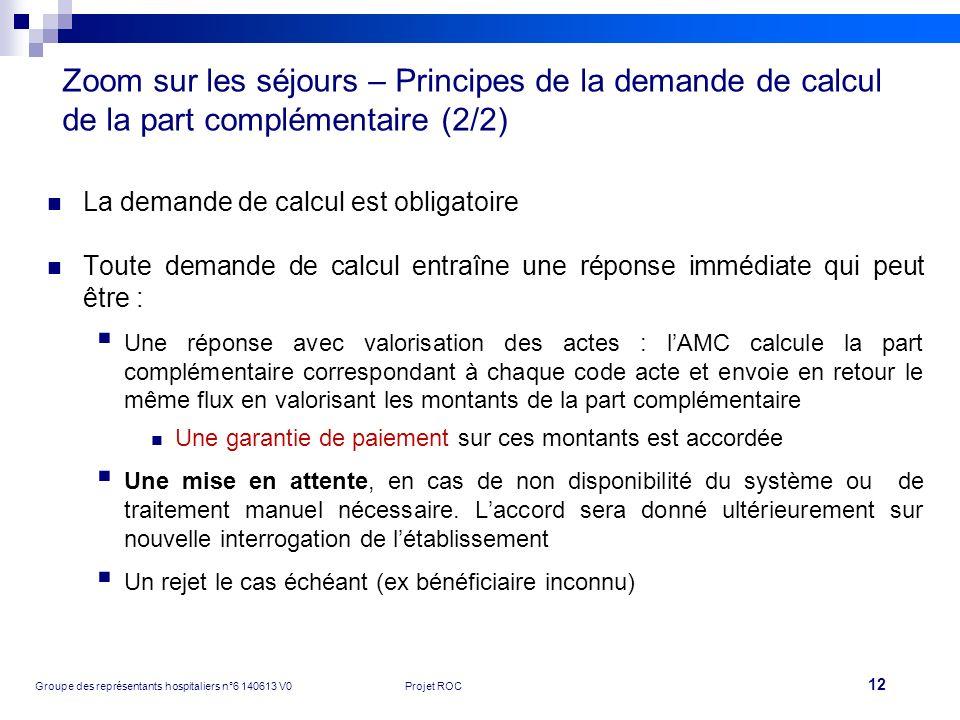 Zoom sur les séjours – Principes de la demande de calcul de la part complémentaire (2/2)