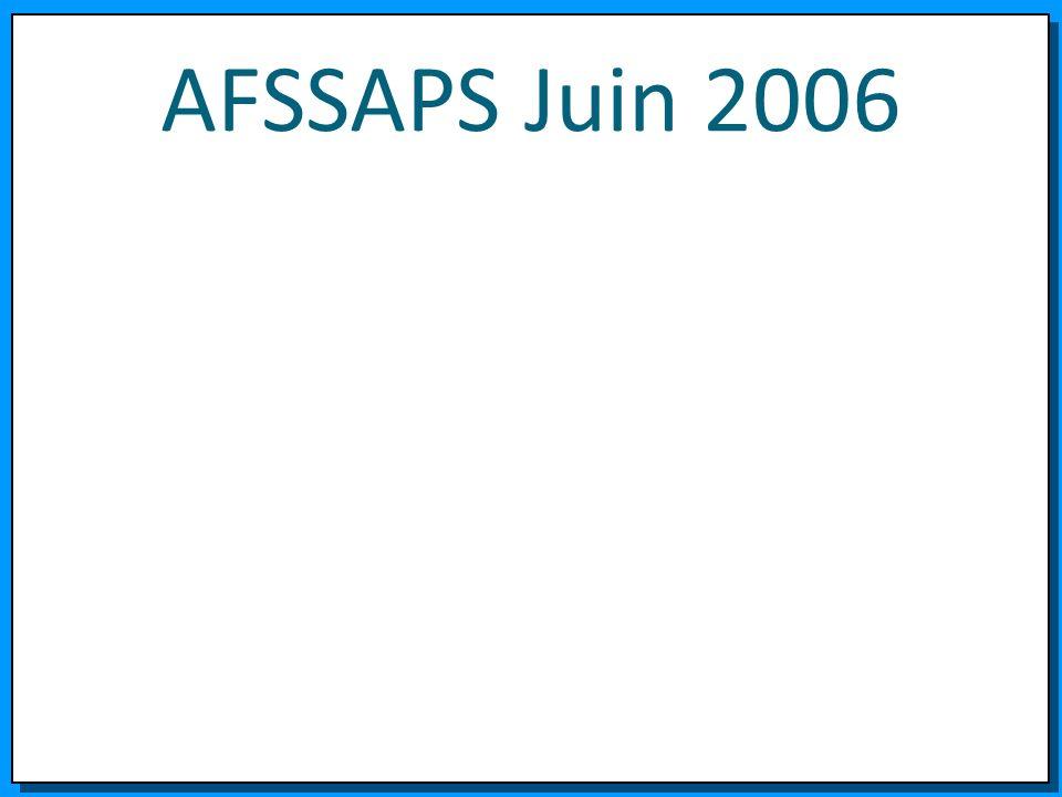 AFSSAPS Juin 2006