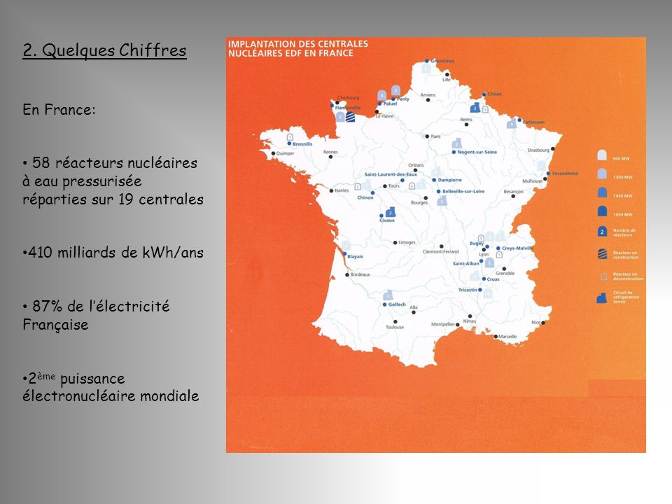2. Quelques Chiffres En France: