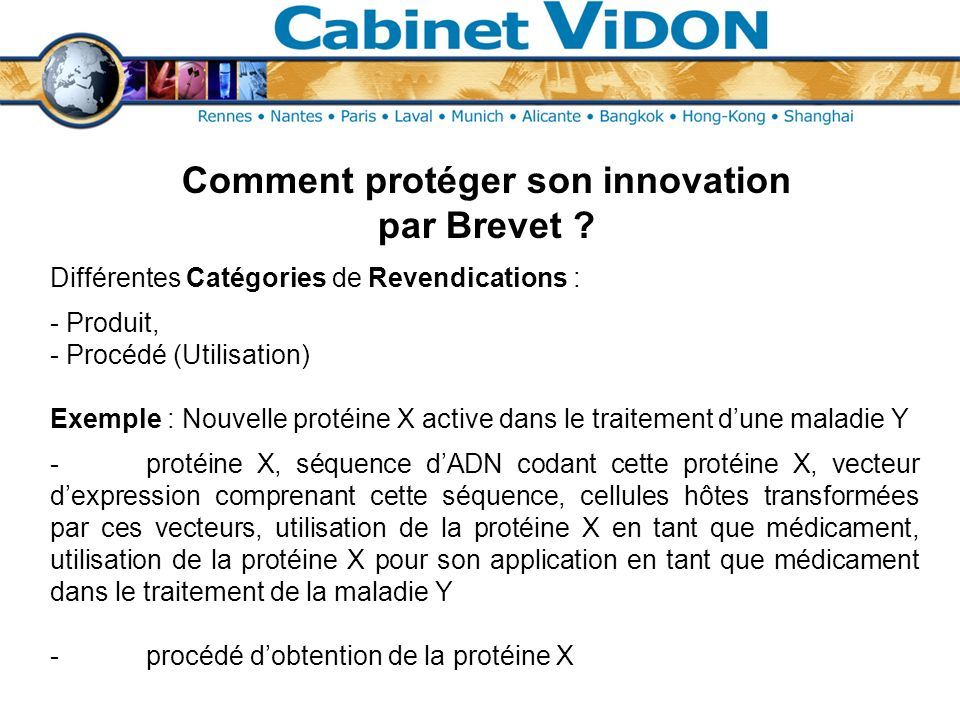 Comment protéger son innovation