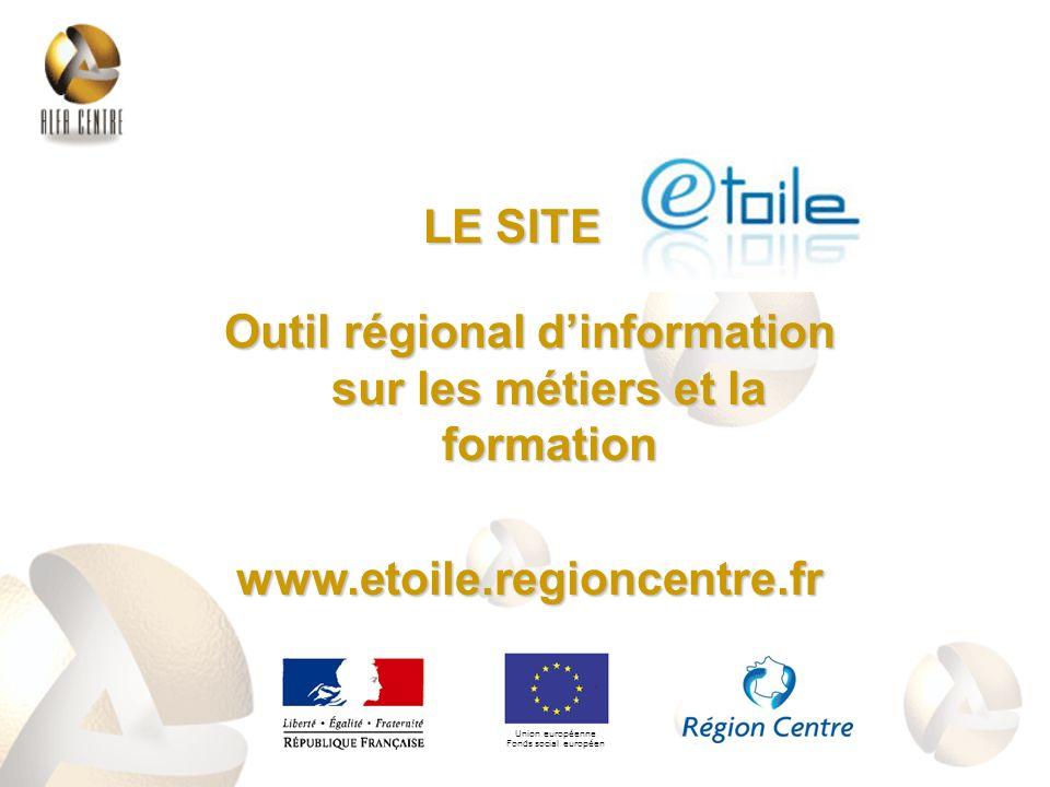 Outil régional d'information sur les métiers et la formation