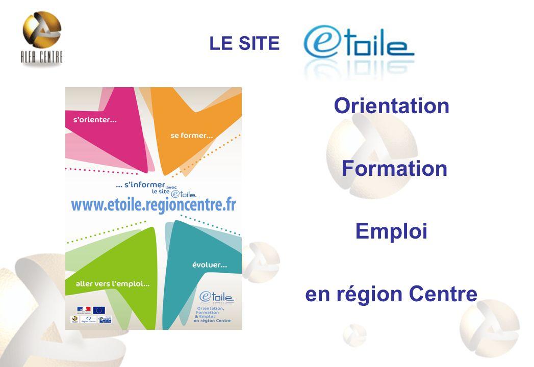 Orientation Formation Emploi en région Centre