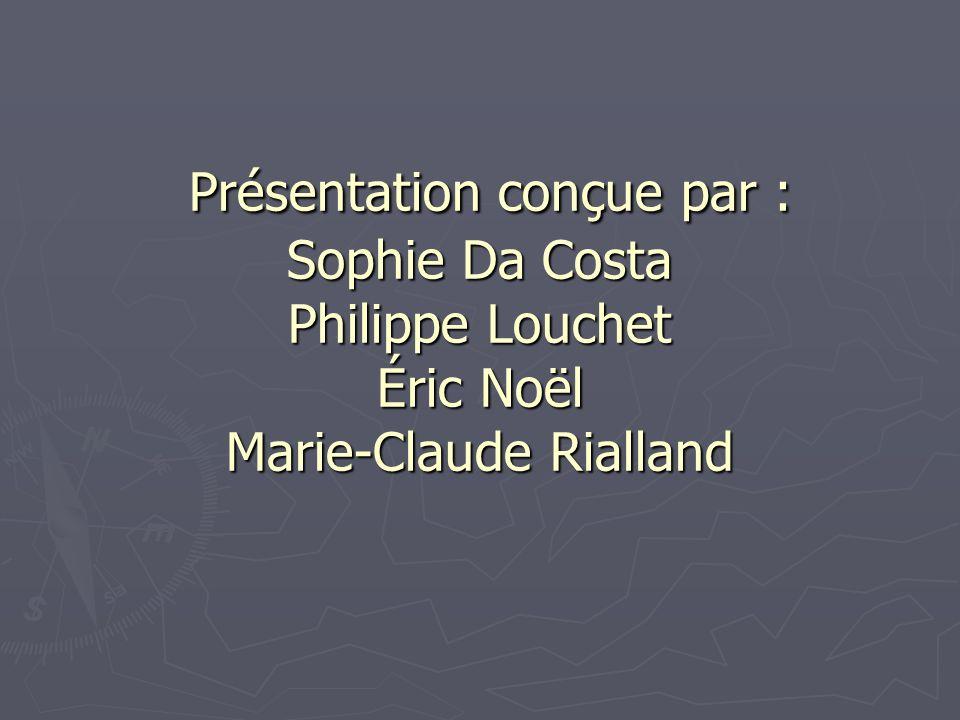 Présentation de l'enseignement de « Gestion et Information » Présentation conçue par : Sophie Da Costa Philippe Louchet Éric Noël Marie-Claude Rialland