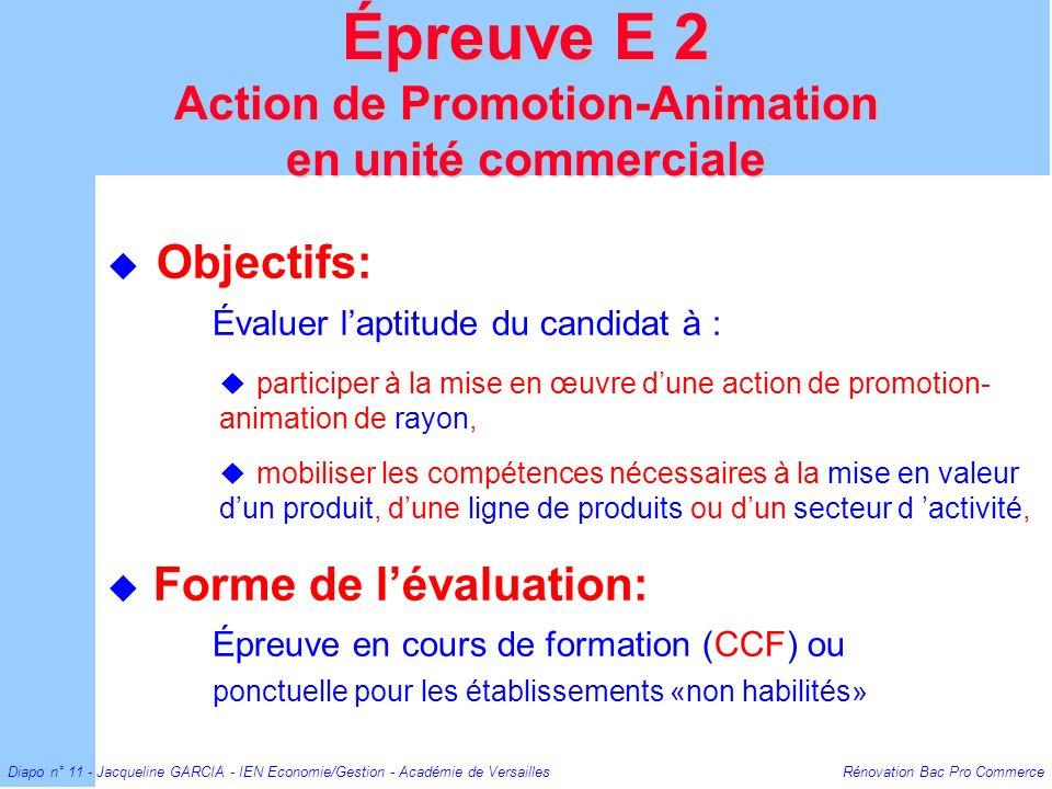 Action de Promotion-Animation