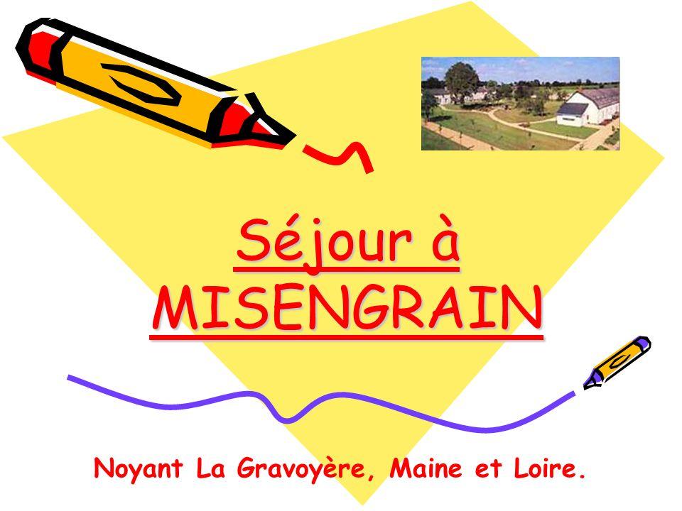 Noyant La Gravoyère, Maine et Loire.