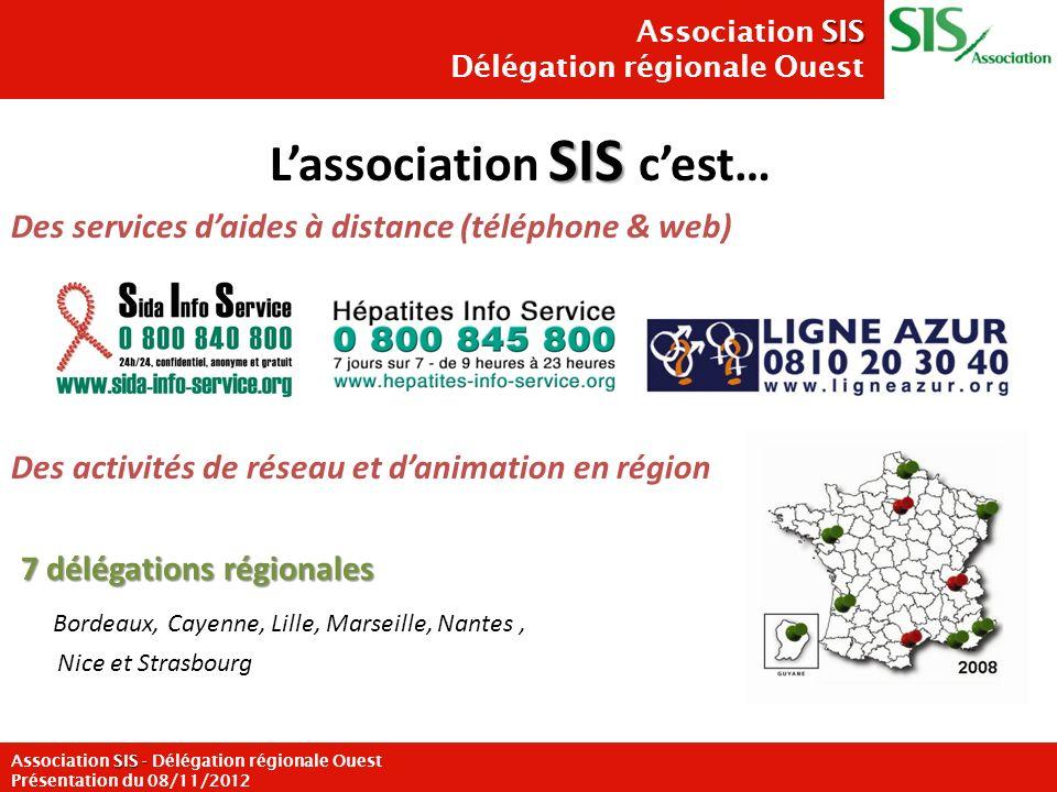 Sida Info Service (IS) Délégation régionale Nord - Pas de Calais