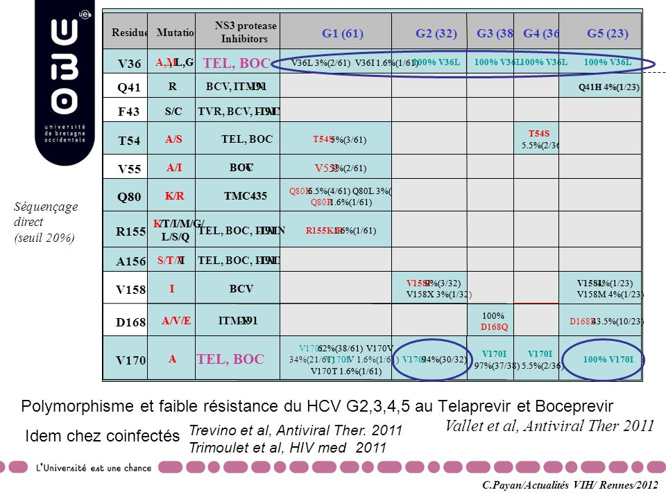 C.Payan/Actualités VIH/ Rennes/2012