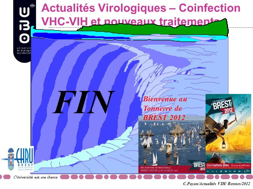 Actualités Virologiques – Coinfection VHC-VIH et nouveaux traitements