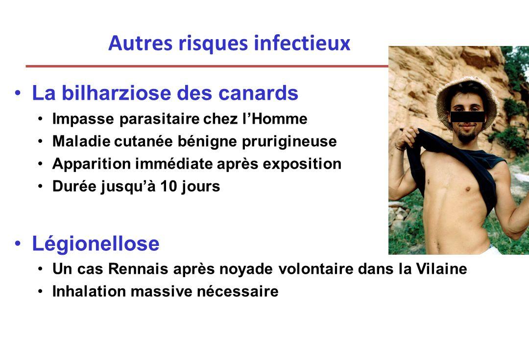 Autres risques infectieux