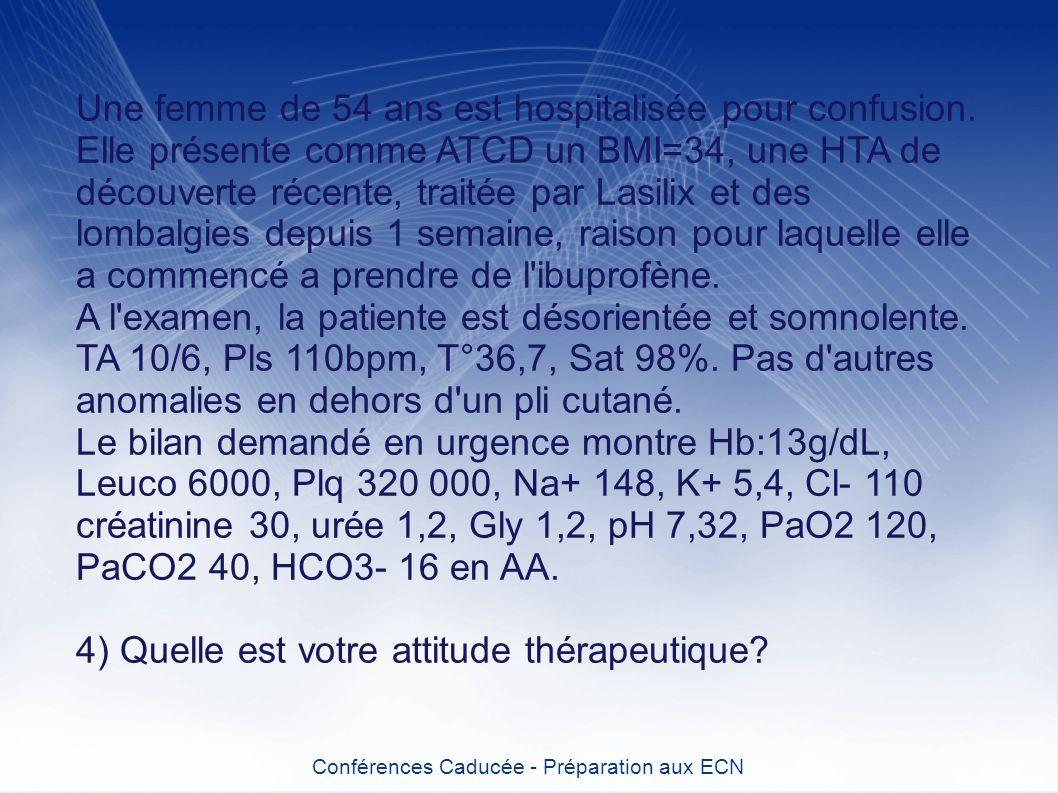 Conférences Caducée - Préparation aux ECN