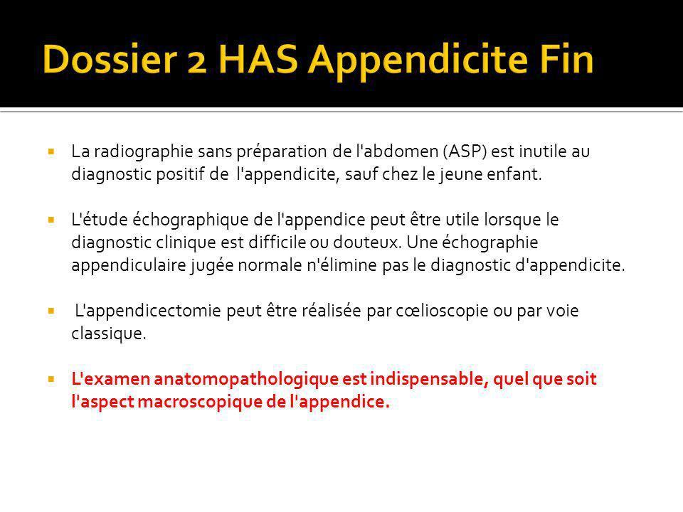 Dossier 2 HAS Appendicite Fin