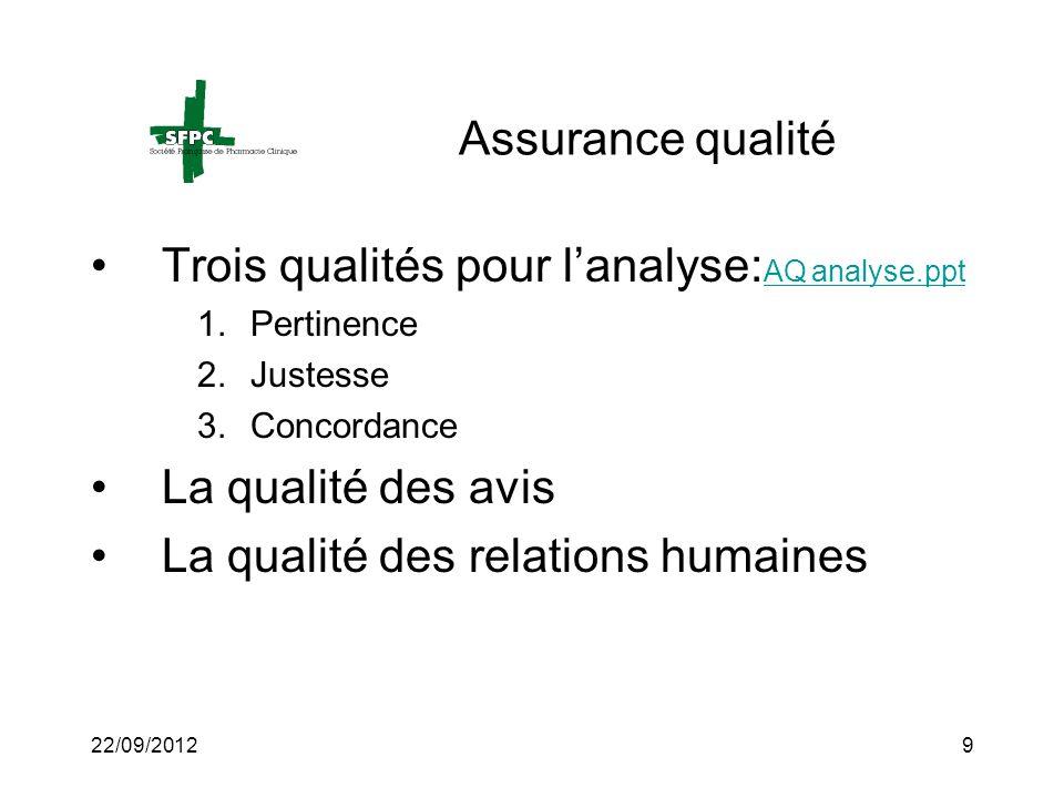 Trois qualités pour l'analyse:AQ analyse.ppt