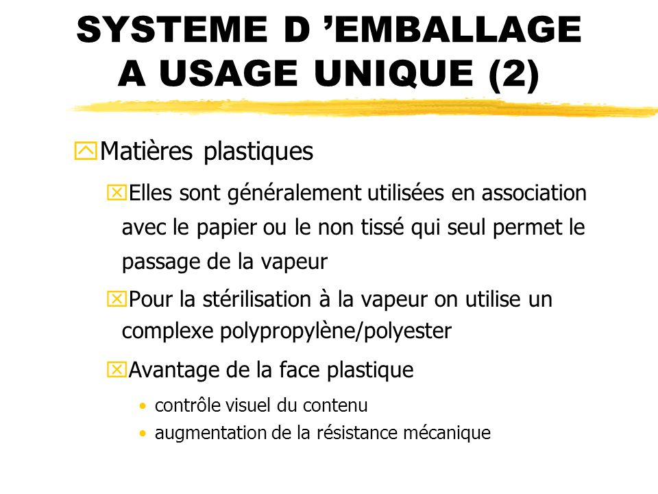 SYSTEME D 'EMBALLAGE A USAGE UNIQUE (2)