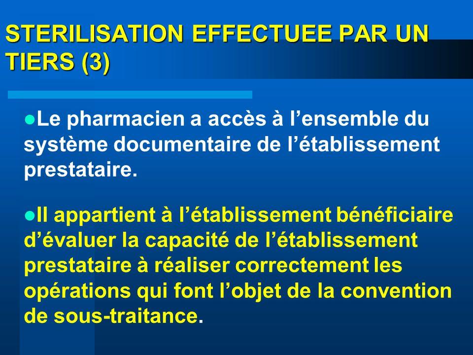 STERILISATION EFFECTUEE PAR UN TIERS (3)