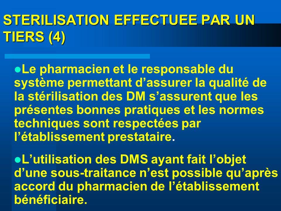 STERILISATION EFFECTUEE PAR UN TIERS (4)
