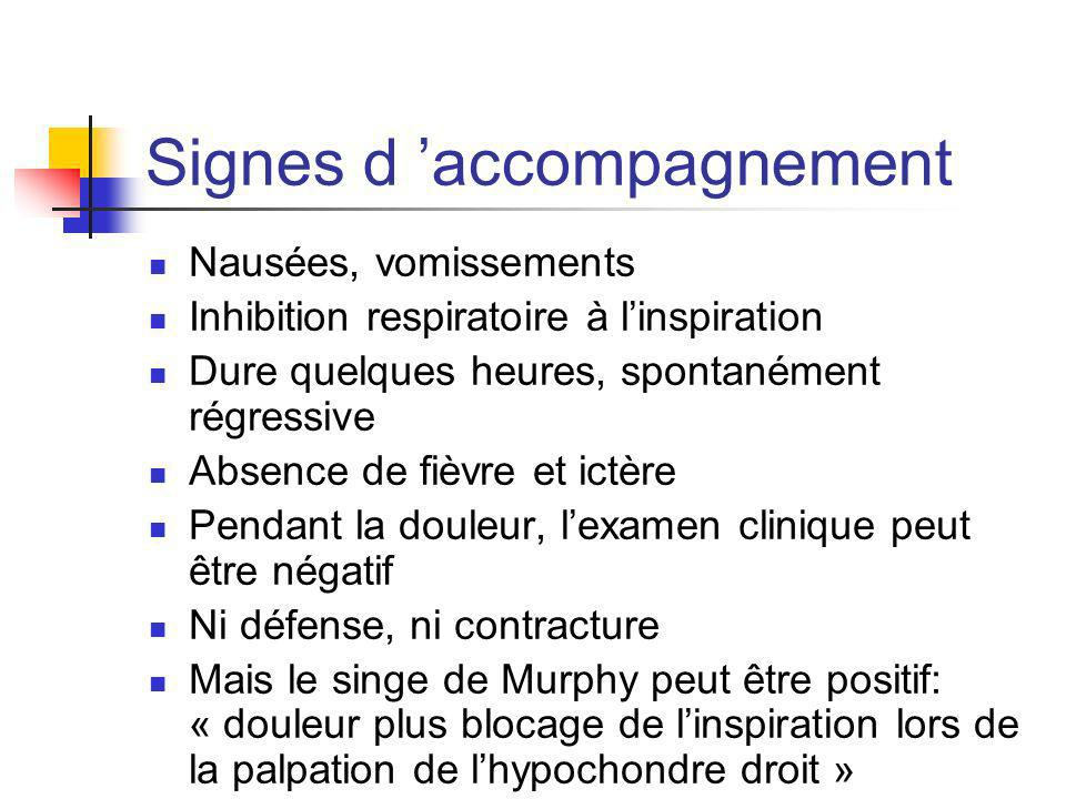 Signes d 'accompagnement