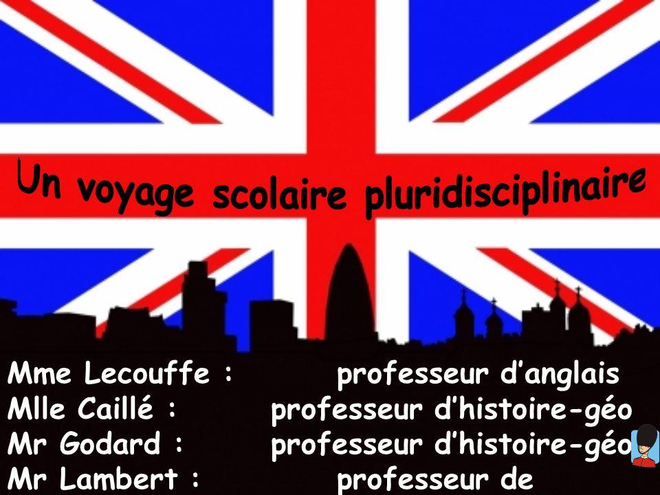 Un voyage scolaire pluridisciplinaire
