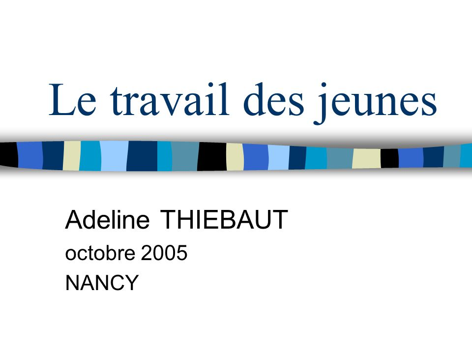 Adeline THIEBAUT octobre 2005 NANCY