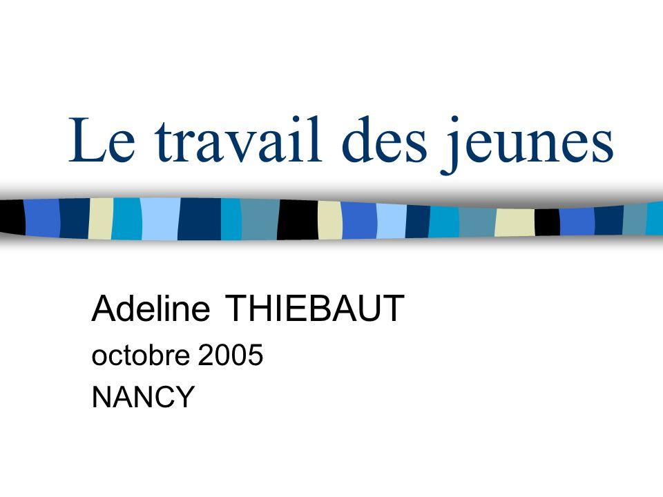 Adeline THIEBAUT octobre 2005 NANCY